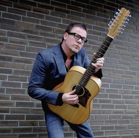 BJørn Berge og gitaren er klar for Grefsenkollen – 11. februar. Utlån