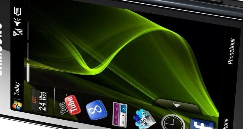 RÅ PG PLAGSOM: Er du ute etter en rå mobiltelefon som er litt plagsom å bruke? Da er Omnia II tingen for deg.