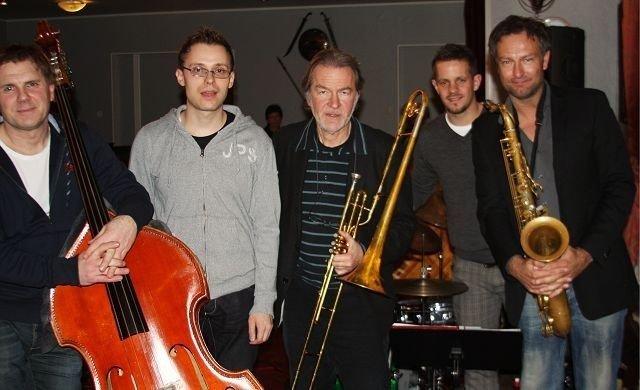 Stig Hvalryg, Michael Bloch, Erling Wicklund, Espen Ellefsen og Håvard Fossum