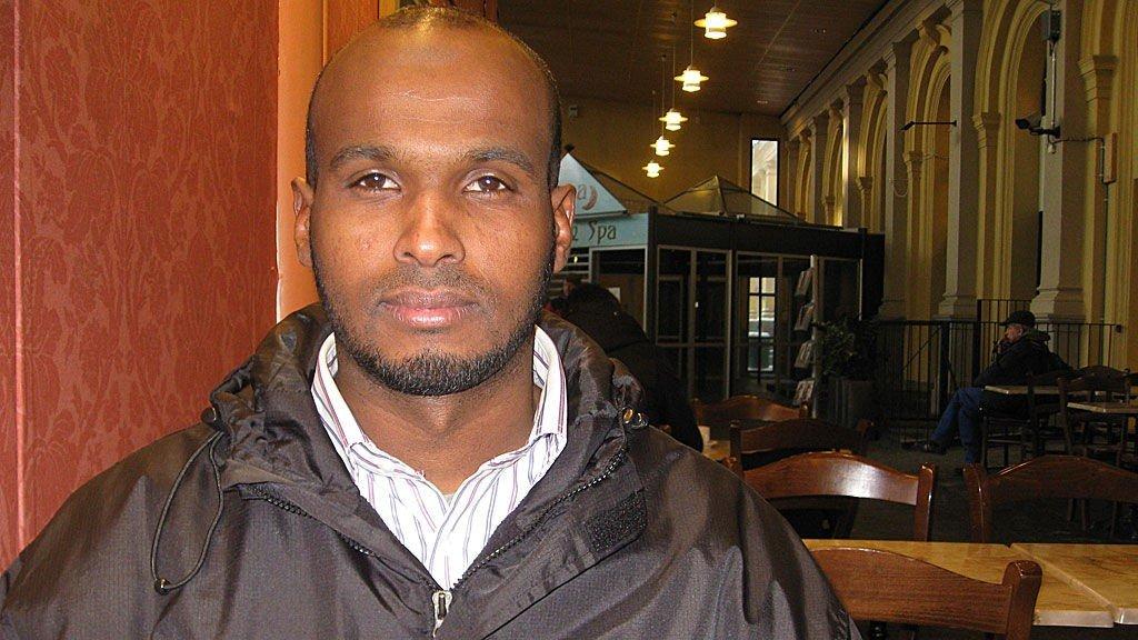 Abdihakim Hussein Kahie