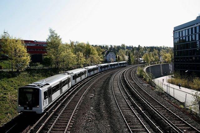 Ifølge samferdselsbyråden har ikke t-banen i Oslo noe akutt vognproblem.