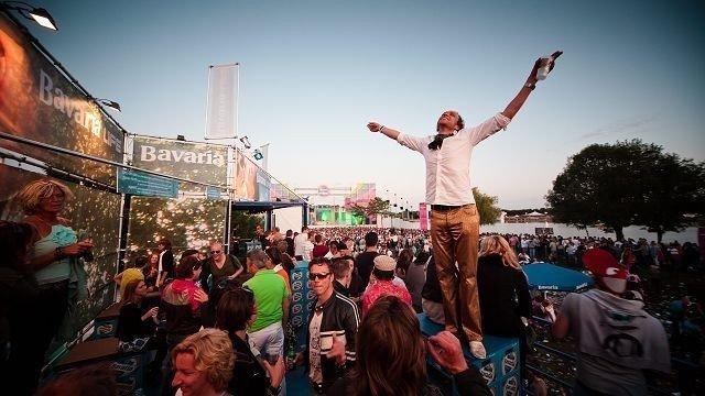 Slik ser du ut når nederlenderne bak Extrema Outdoor lager fest. FOTO: Extrema Outdoor