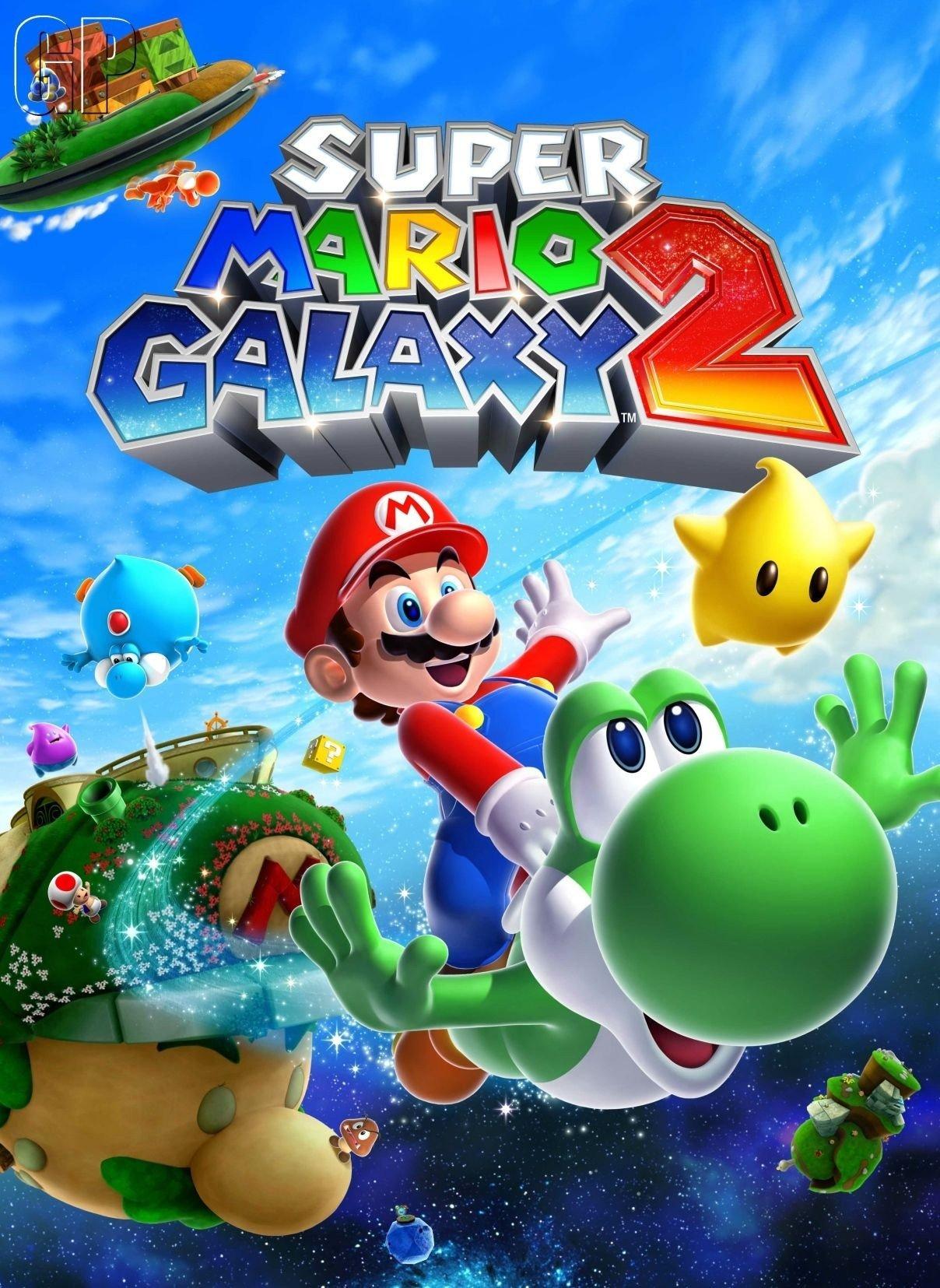 Super Mario Galaxy 2 er ren magi i spillform