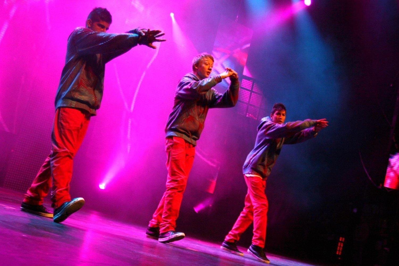 Dansegruppa Unique fra Grünerløkka. FOTO: Silje Jenack og Bjørn Sebastian Bjune