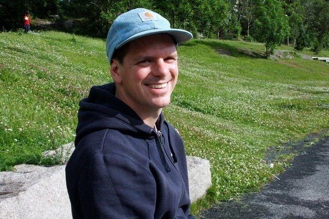 Lars Frøjd har jobbet med Gatekamper flere plasser i byen og setter snart kursen sørover.