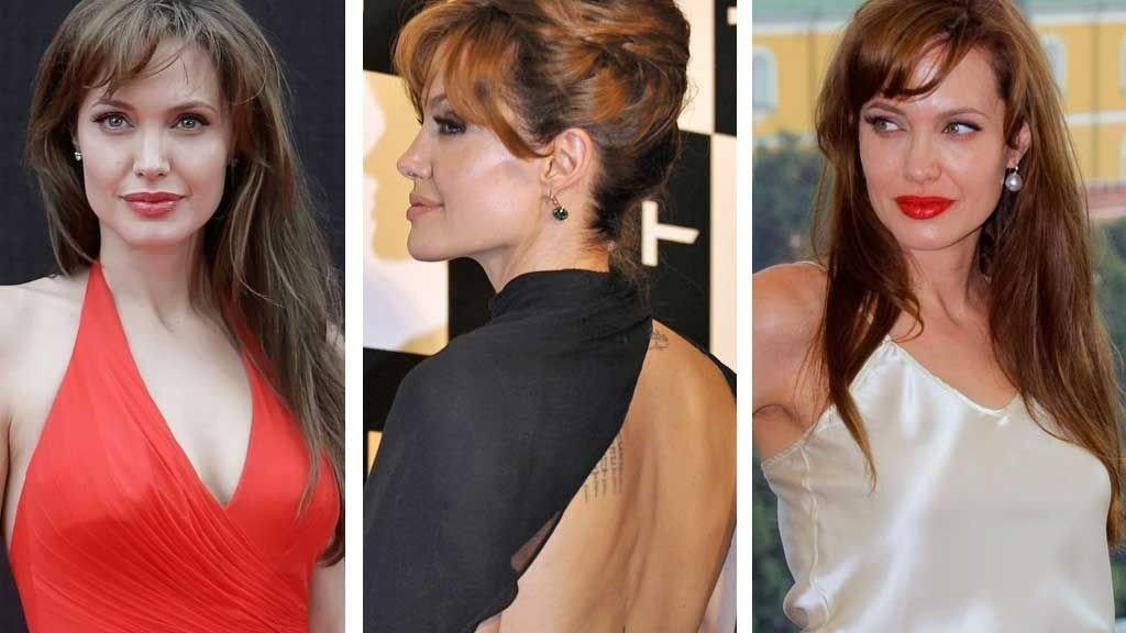 HAR SANSEN: Angelina Jolie har stilt i elegante, og høyst ulike antrekk på bare en uke.