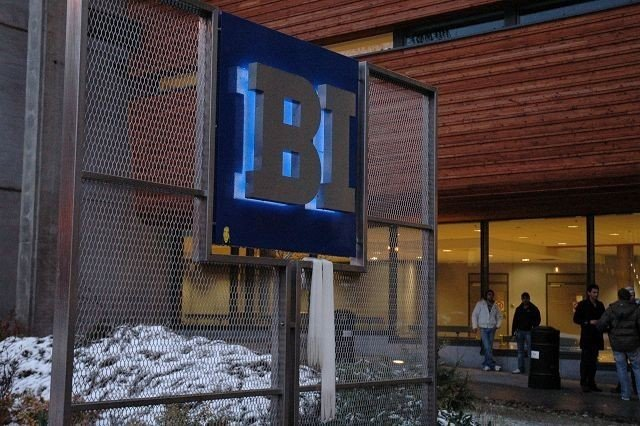 12 personer er anmeldt for å forfalske vitemål ved BI i Oslo. Illustrasjonsfoto.
