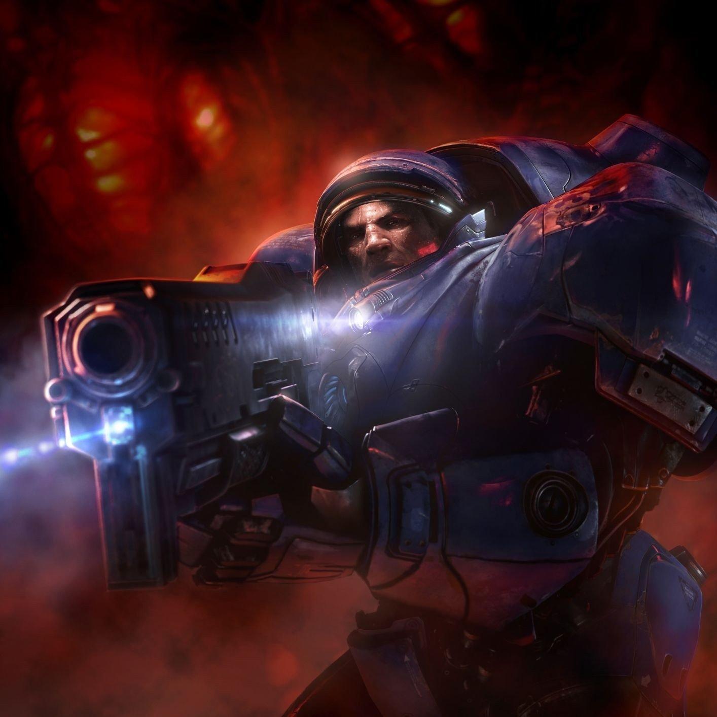 """Starcraft II er akkurat like magisk som forgjengeren, og synes å være utarbeidet med """"never change a winning team"""" som utgangspunkt."""
