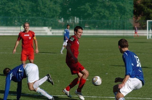 Håvard Gåre scoret to av målene til Frigg da Fana ble beseiret 3-1 på Frogner stadion.