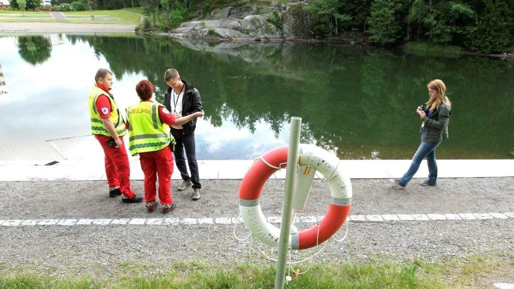 To barn ble onsdag 30. juni tatt opp av vannet etter en drukningsulykke ved Svarttjern på Romsås i Oslo. Guttene ble drukningsoffer nummer 36 og 37 i år.