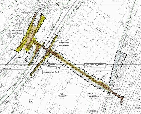 Med en gang- og sykkelvei på tvers av Groruddalen vil det trolig bli lettere å benytte seg av kollektivtransport.