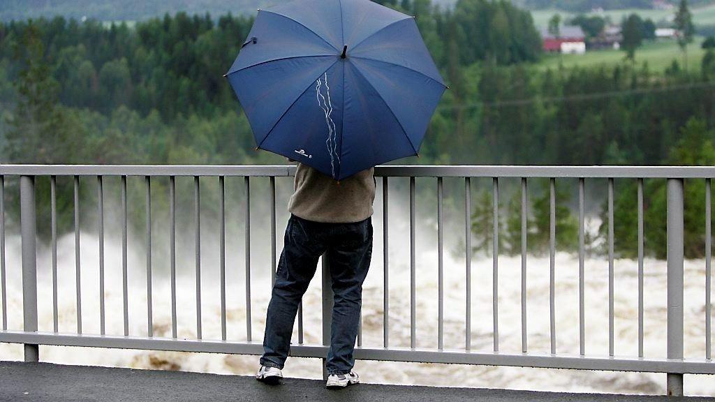 Enkelte elver kan få økt vannstand, men NVE forventer ingen storflom.