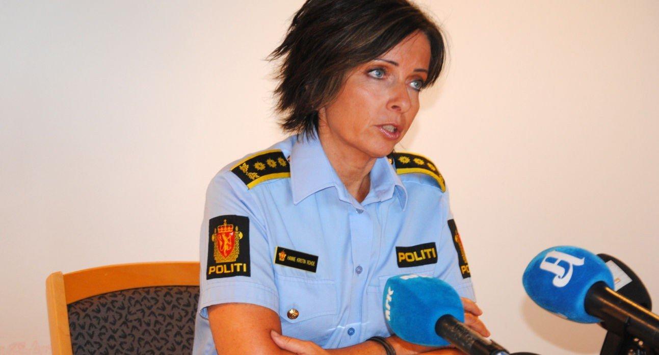 Politiet regner overgrepssaken som oppklart, etter at en mindreårig gutt har erkjent forholdende torsdag formiddag. FOTO: FREDRIK ECKHOFF
