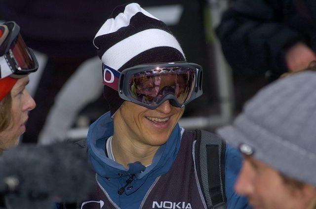 Snowboardkjører Terje Håkonsen sitter i juryen, når vinner av konkurransen kåres foran Oslo City i dag klokken 18.