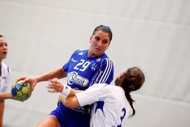 Oppsals Senka Buljan scoret syv mål mot gjestene fra Njård.