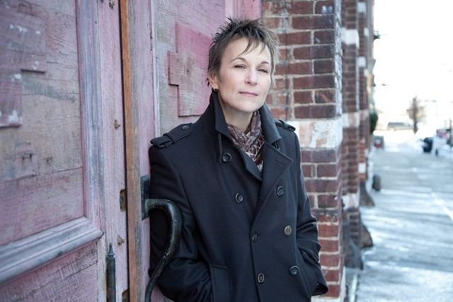 Mary Gauthier.