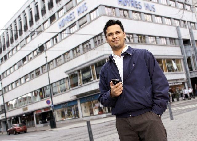 Forfatter av debattinnlegget, Mudassar H. Kapur, er markedssjef i Høyre. Han mener «innvandrervelgere» blir mer og mer lik alle andre velgere.