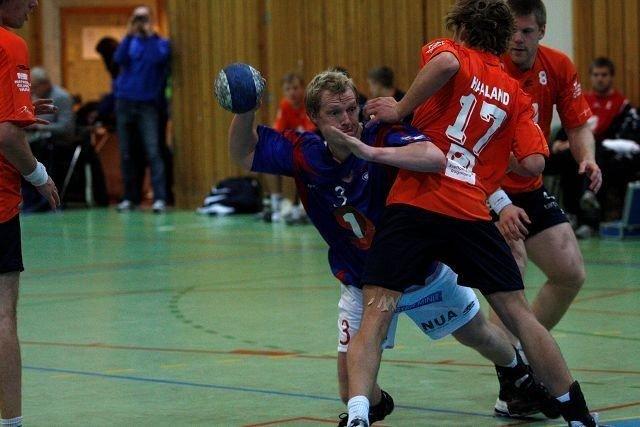 Simen Legreim scoret åtte mål for Enga.