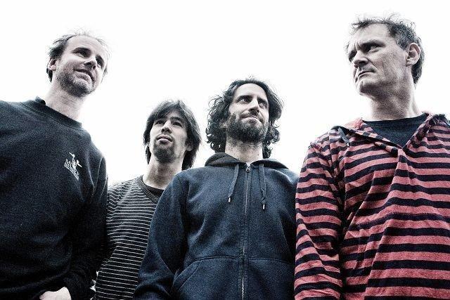 Fra venstre: Thomas Winther Andersen, Mark Coehoorn, Natalio Sued og Håkon Storm.