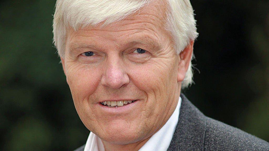 Barnepsykolog og leder ved Senter for Krisepsykologi AS i Bergen, Atle Dyregrov.