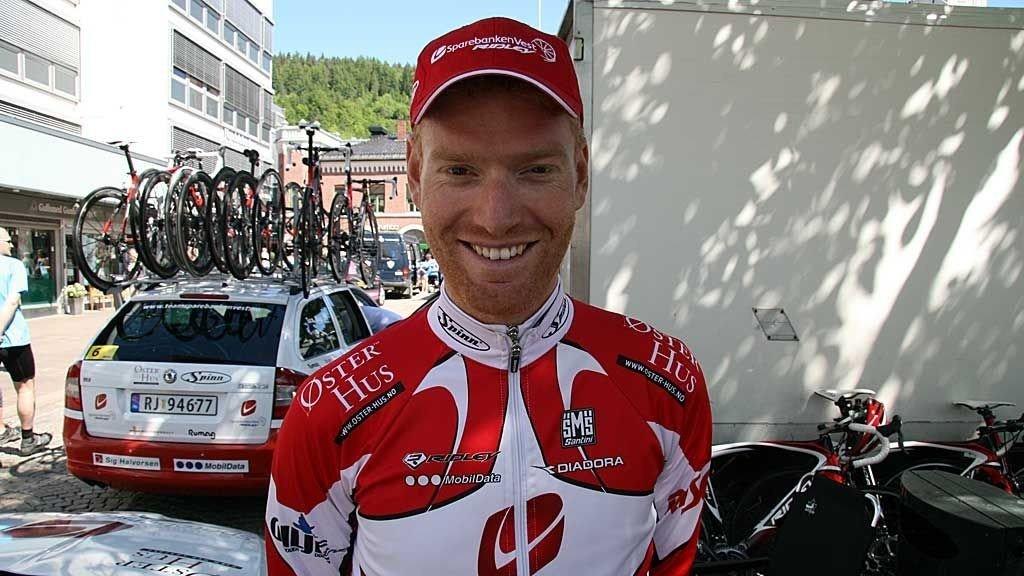 VIL LAGE FOLKEFEST: Tour de Fjords-sjef Roy Hegreberg håper at seks WoldTour-lag stiller til start i august.
