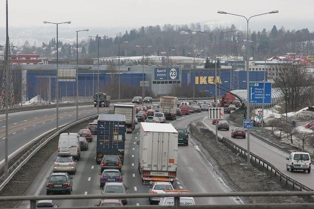 Kulda i kominasjon med økt biltrafikk gir dårlig luftkvalitet i hovedstaden. Nå oppfordrer Statens vegvesen til å la bilen stå de nærmeste dagene.