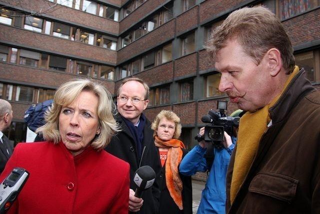 Helseminister Anne-Grete Strøm- Erichsen må svare i Stortingets spørretime i dag.