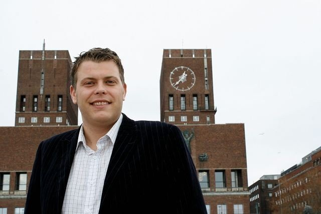 Samferdselsbyråd Jøran Kallmyr