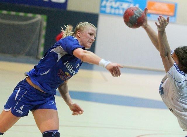Mari Hegna er på vei mot storformen, og mot Oppsal ble det ni scoringer.