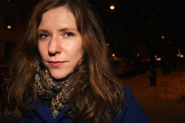 Åse Røyset i Deathcrush gleder seg til et hektisk 2011 med masse spillejobber.