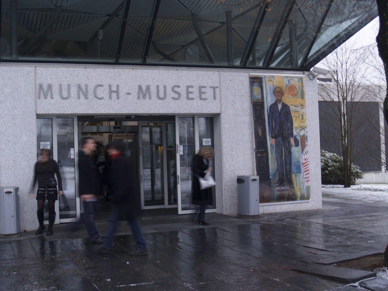 """""""Man behøver ikke være rød for å gå mot byrådets ønske om å bygge et nytt hus for Munchs kunst nede i Bjørvika"""", skriver forfatteren av dette innlegget."""