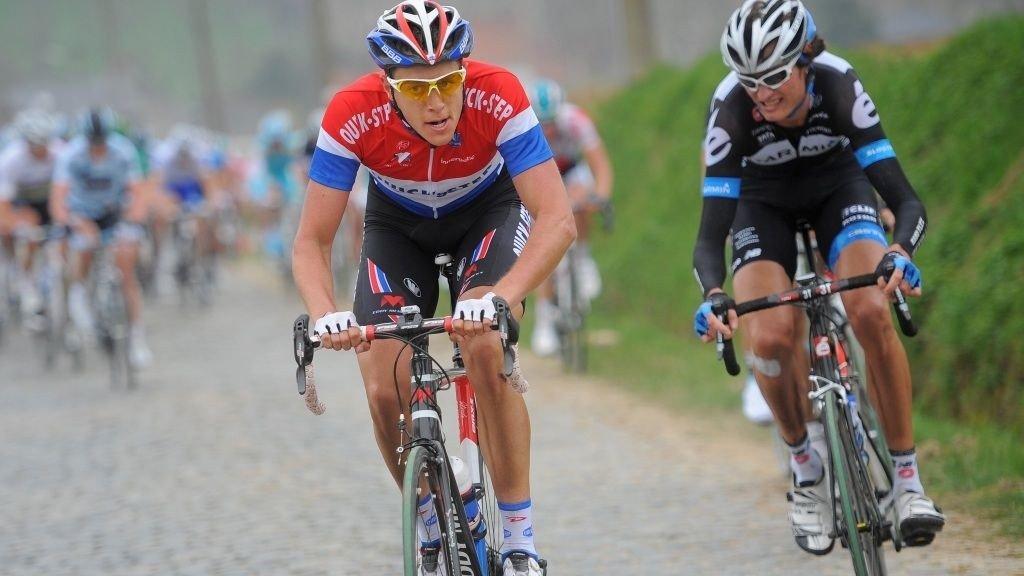 Niki Terpstra Johan Vansummeren E3 Prijs Vlaanderen 2011