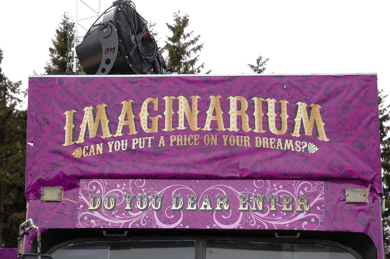 I fjor var det «Imaginarium» som ble årets russebuss i Oslo. Hvilken buss vinner i år? Send oss bilder og bli med i avstemningen»! ARKIVFOTO: MARTE KRISTIANSEN