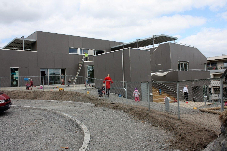 Radarveien barnehage på Lambertseter er nylig tatt i bruk og skal offisielt åpnes 19. mai. Derved har bydelen fått flere sårt tiltrengte barnehageplasser.