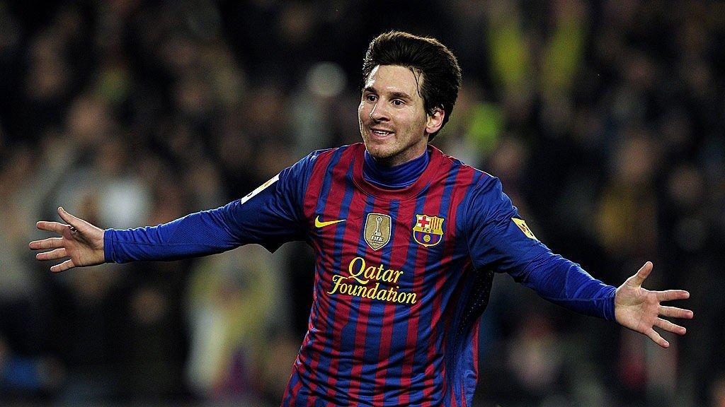 cb0653a7c La Liga , Lionel Messi   - Vi har ikke sett det beste av Messi