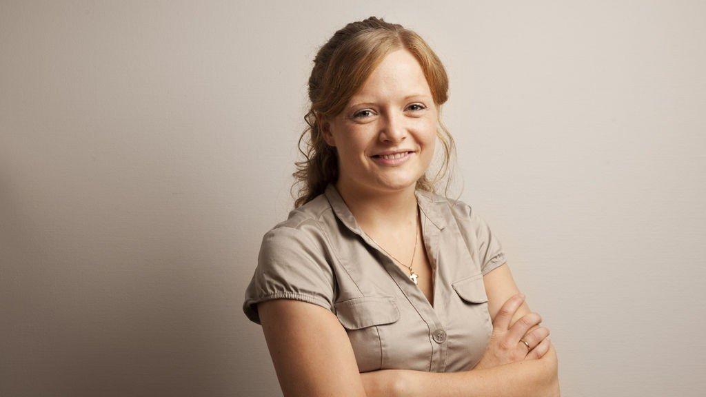 Elisabeth Løland leder i KrFU.