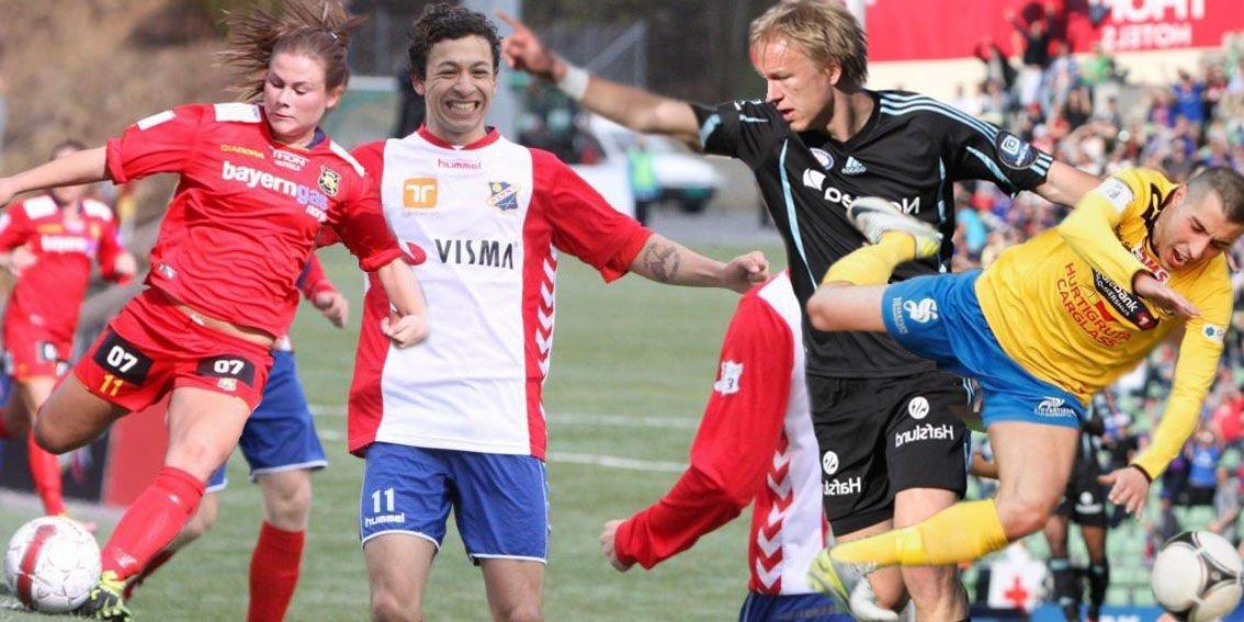 Flere Oslo-lag spiller spennende oppgjør i helgen.