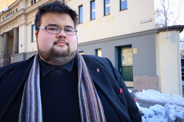 Jørgen Foss ønsker en statlig ordning for boliglån for unge.