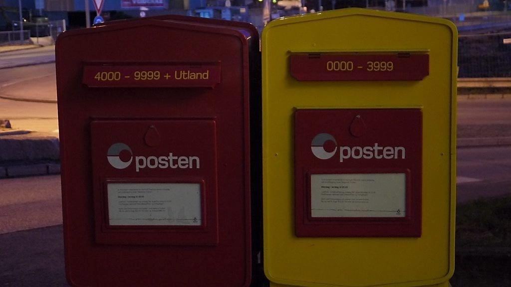 posten brev