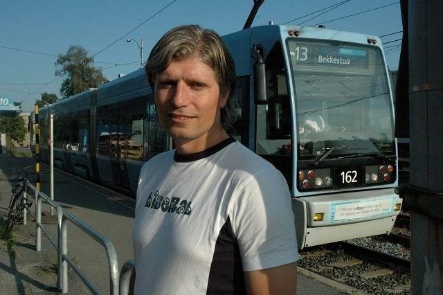 En revidert Oslopakke 3-avtale er i havn. – Dette øker kapasiteten på T-banen opp mot 30 prosent, sier byråd Ola Elvestuen (bildet).