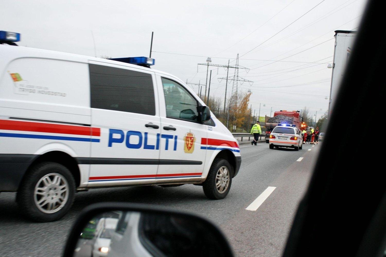 VITNE? Politiet etterlyser et vitne til dødsulykken på Ullern sist søndag.Bildet er ikke fra denne ulykken.