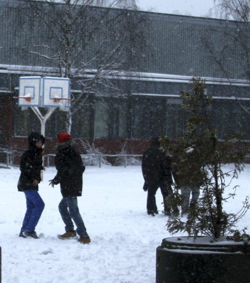 INGEN ANSATT: Haugenstua skole leter etter ny rektor.
