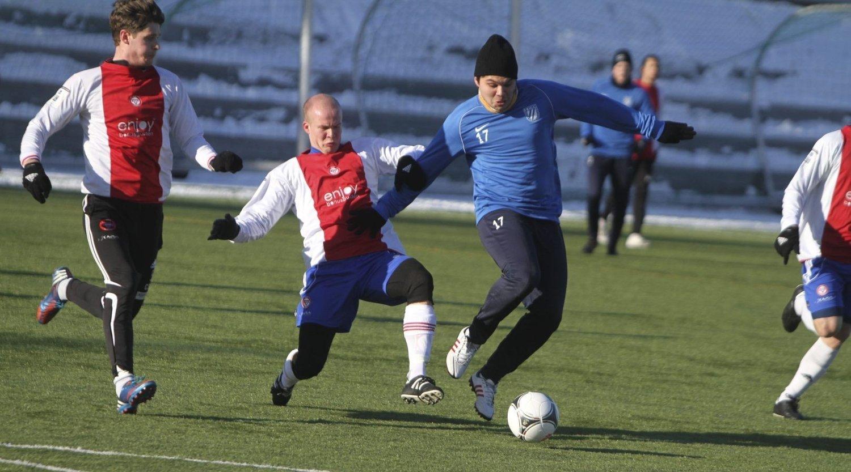 TILBAKE: Erik Jonvik er tilbake i moderklubben etter to sesonger i Sarpsborg 08, og 22-åringen har ambisjoner om gjøre KFUM/Oslo til et topplag i årets 2. divisjon.