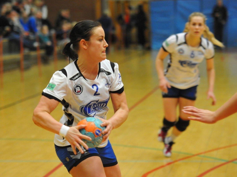 LYSPUNKT: Alette Stang Andersson var ett av få lyspunkter mot Stabæk. Høyrekanten scoret seks mål.
