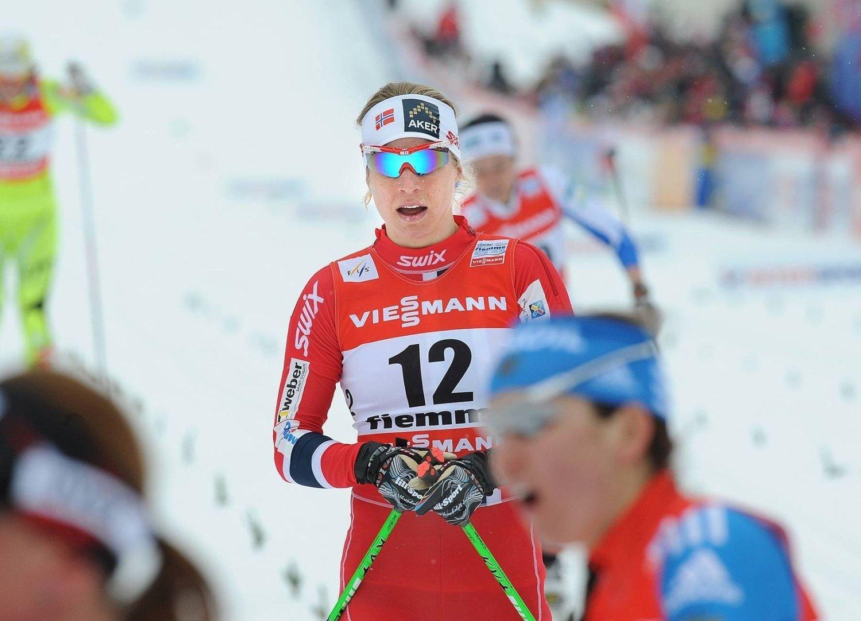 SYK: Astrid Uhrenholdt Jacobsen fra Oslo-klubben Heming.