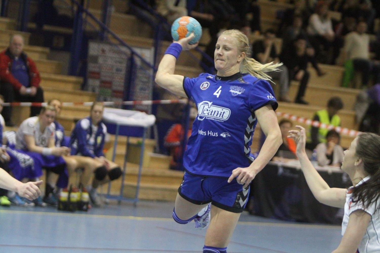 BEST: Mari Hegna var best på banen da Oppsal slo Gjøvik 32-23.