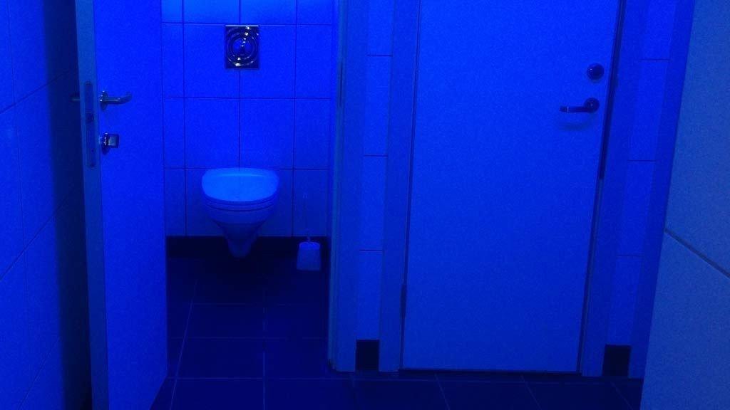 Toalett Akershus festning