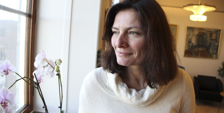 Libe Rieber-Mohn mener byrådet roper på totalt tiggerforbud uten å foreta seg annet. Foto: Vidar Bakken
