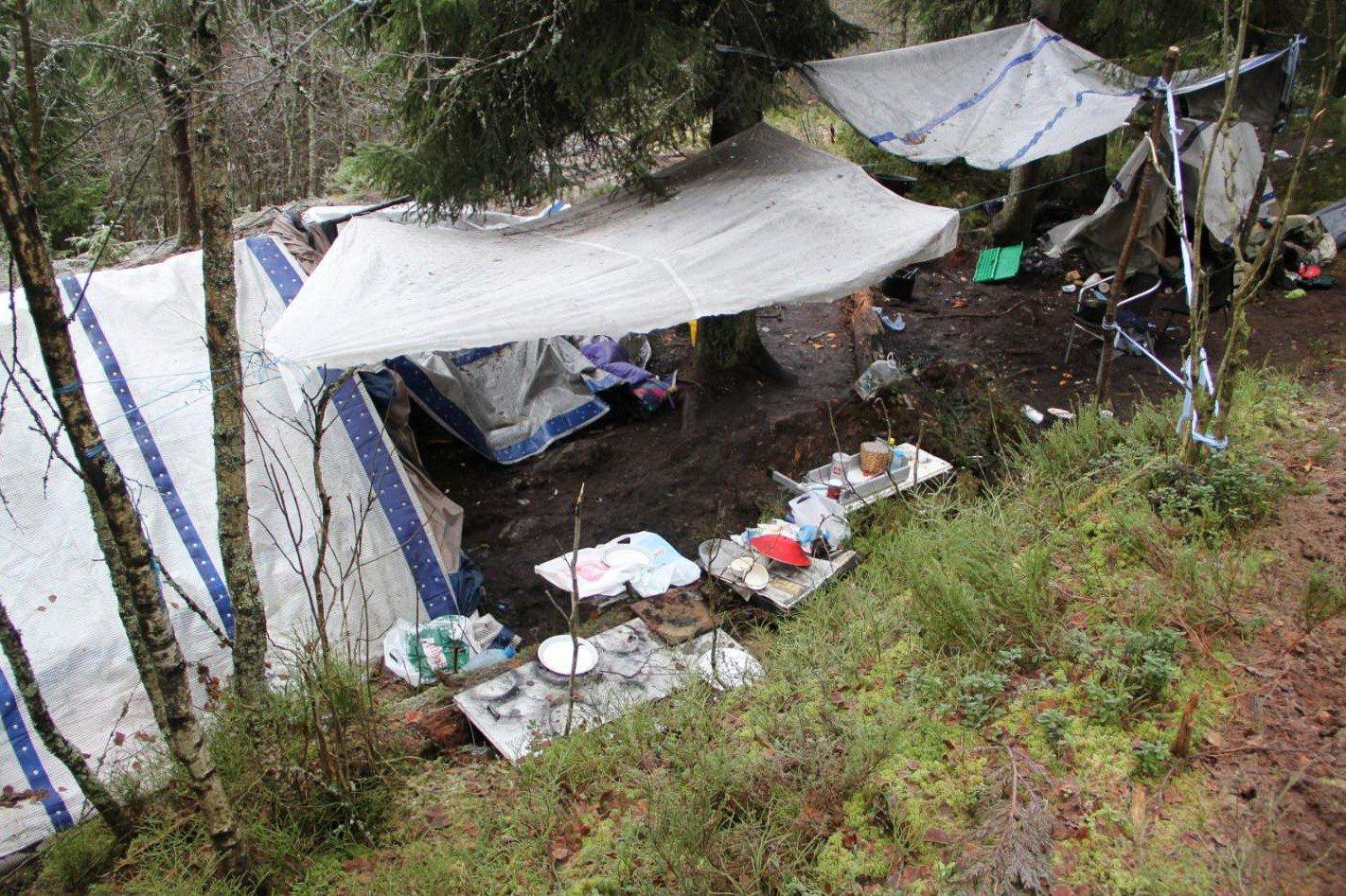 Beboerne i teltleiren ved Sognsvann vil ikke flytte, og anker kjennelsen om at Statbygg kan fjerne leiren.