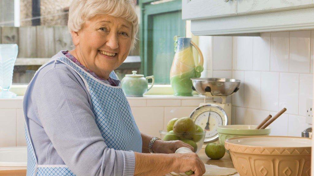 OVERVEKT ER LIVSFORLENGENDE: Noen ekstra kilo kan komme godt med i perioder med sykdom.